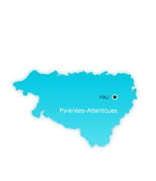 Pyrénées Atlantiques piscine